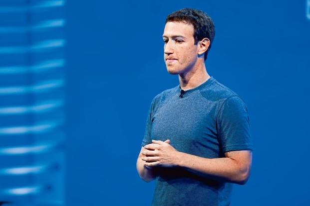Facebook CEO Mark Zuckerberg. Facebook on Wednesday reported second-quarter sales and user growth that fell short of analysts' projections.  (Photo: Reuters)
