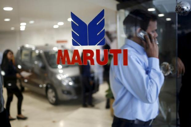 The Maruti Suzuki India Ltd stock fell 3.7% to Rs 9,396.65 on Thursday, after the company declared its June quarter results. Photo: Reuters