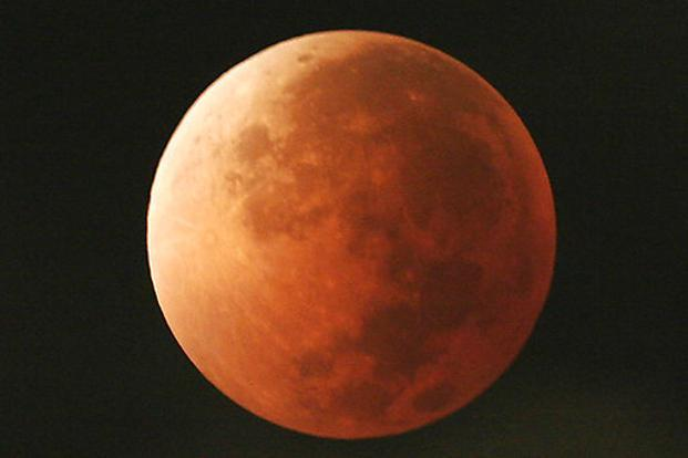 Don't miss blood moon on July 27