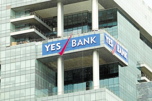 In intraday trade, Yes Bank shares fell as much as 6.44% to Rs 358.75 per share on BSE. Photo: Mint
