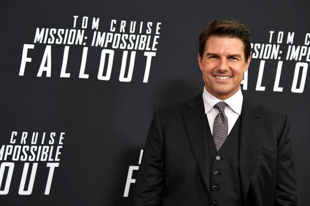 'Mission: Impossible - Fallout' shoots to No1 at USA box office