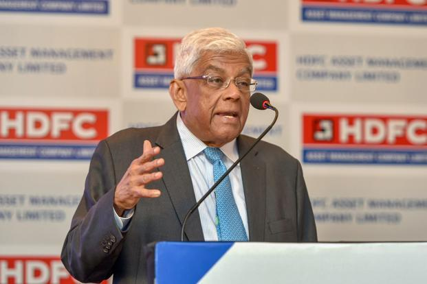 HDFC chairman Deepak Parekh has been at the helm of the mortgage lender for close to 30 years. Photo: PTI