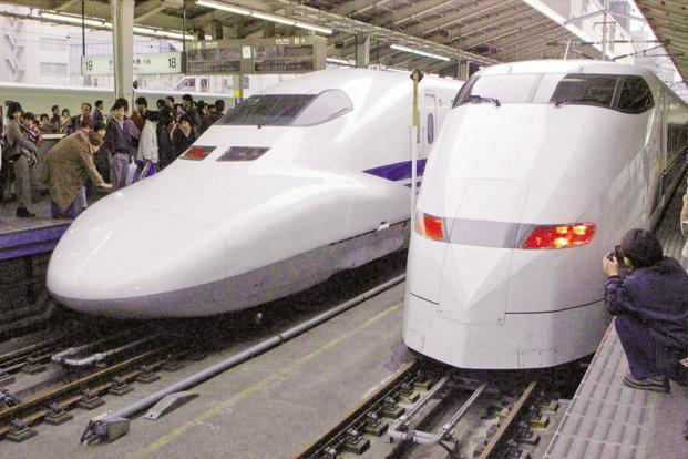 India's first bullet train, from Mumbai to Ahmedabad will also have a dedicated room for changing and child feeding. Photo: Reuters