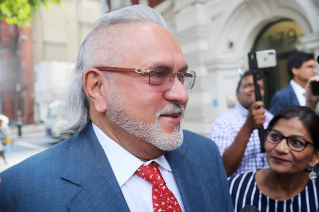 Vijay Mallya arrives at Westminster Magistrates court in London on Tuesday. Photo: Reuters