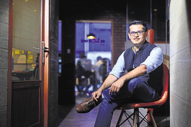 Himanshu Wardhan, MD, Etsy, India. Photo: Pradeep Gaur/Mint