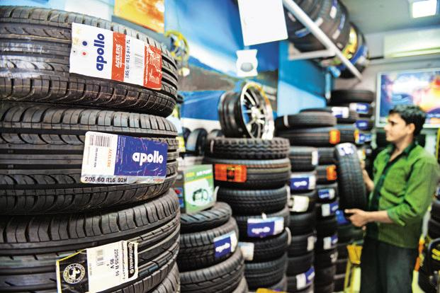 Strong operating performance has kept cash flows high and stable enough for tyre manufacturers to dream big. Photo: Ramesh Pathania/Mint