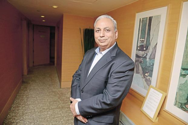 Tech Mahindra CEO C.P. Gurnani. Photo: Abhijit Bhatlekar/Mint