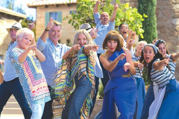 'Mamma Mia! Here We Go Again' grossed around Rs 92 lakh during its opening weekend.