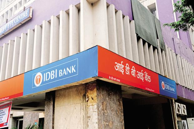 IDBI Bank shares closed flat at ₹61.95 a piece on the BSE Wednesday. Photo: Mint