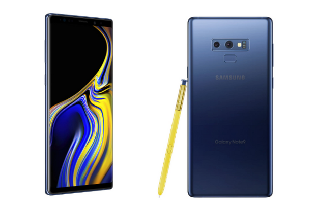 There's no word on when the Note 9 will receive the Android Pie Update. Photo: Samsung