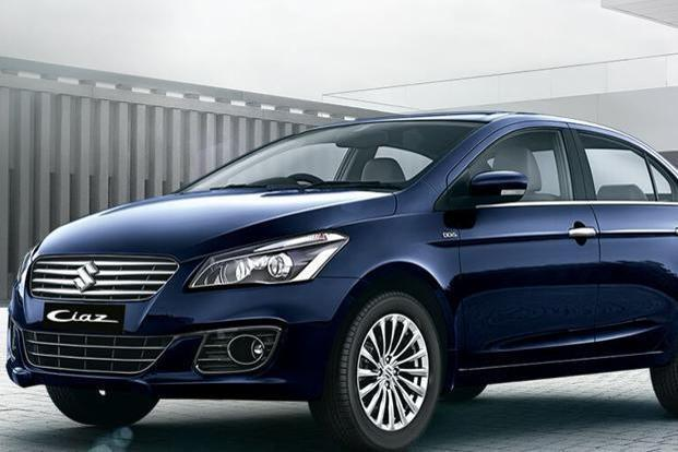 maruti suzuki starts bookings for ciaz facelift at. Black Bedroom Furniture Sets. Home Design Ideas