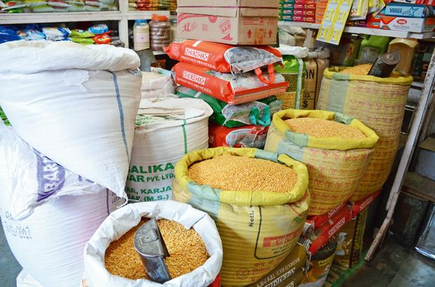 The government's decision on pulses follows consecutive years of record production of pulses. Photo; HT