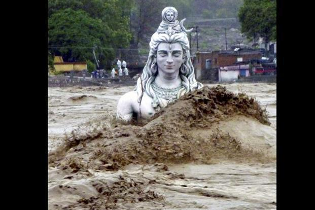 Uttrakhand is yet to recover from the trail of destruction left by flash floods in June 2013—the country's worst natural disaster since the tsunami in 2004. Photo: PTI
