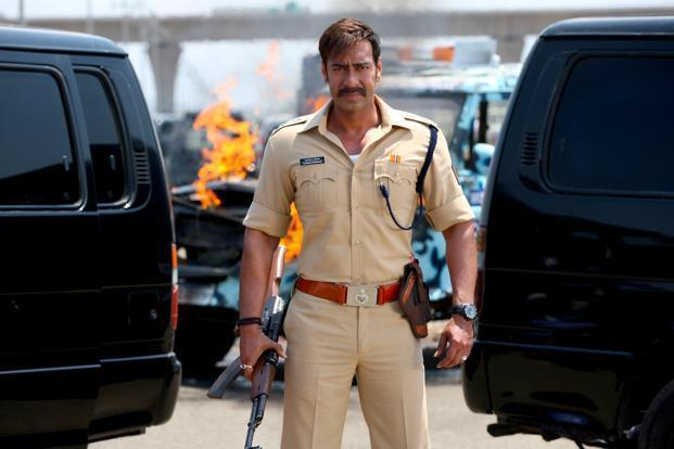Rohit Shetty's Singham Returns featuring Ajay Devgn and Kareena Kappor Khan was released on the Independence Day in 2014.