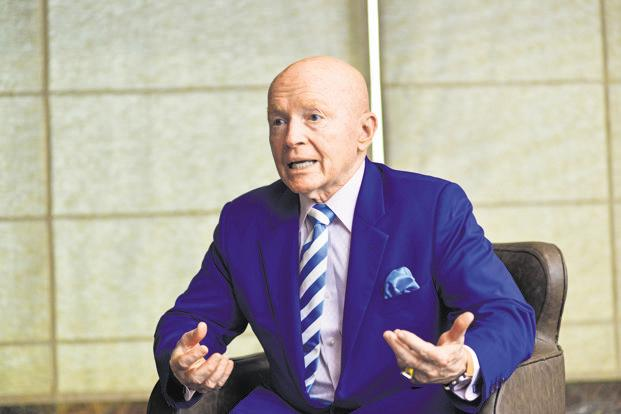 Veteran investor Mark Mobius. Photo: Mint