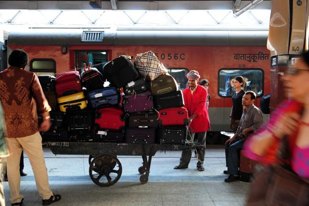 A survey team went across all the top 407 railway stations in India and found whether the premises and railway tracks were clean, whether litter was spread on the floor, were dustbins cleaned regularly, were the walls stained, and whether sweeping was regular. Photo: Mint