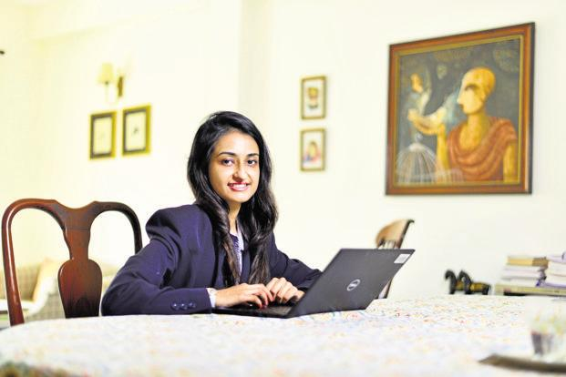 Sanya Kansal. Photo: Pradeep Gaur/Mint