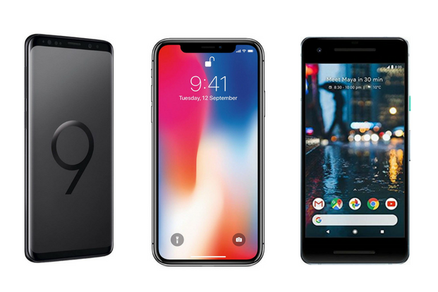 RentoMojo is currently renting out only five smartphones, including the Samsung Galaxy S9+, Apple iPhone X and Google Pixel 2, starting at ₹ 2,099.
