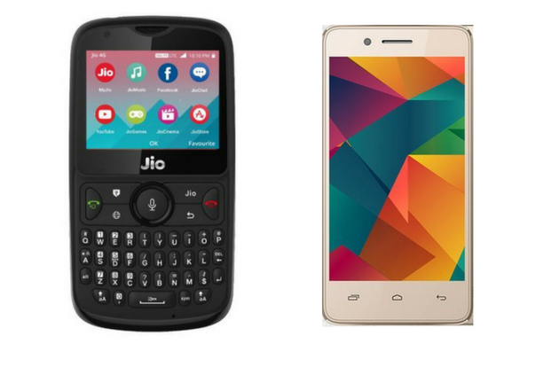 The JioPhone 2 and Micromax Bharat 2 offer similar specs but work on different platforms.