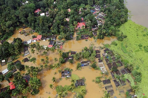 Modi to announce mega relief package for Kerala