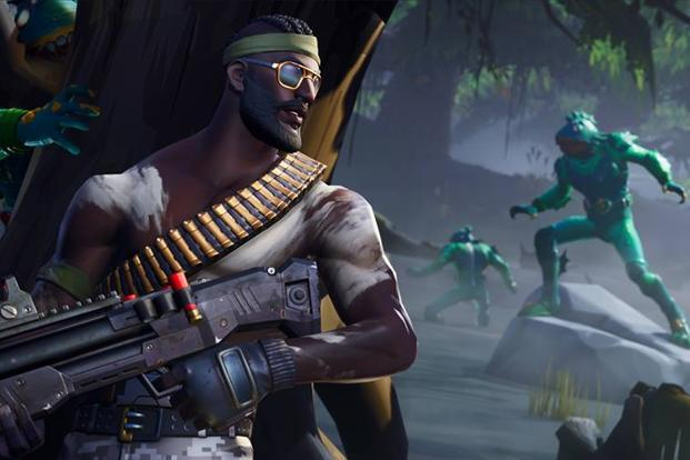 With cloud gaming you'll be able to livestream popular games like Fortnite, PUBG and Borderlands on your mobile phones, just like Netflix. Photo: Fortnite/Facebook