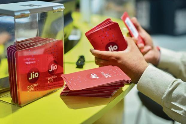 Relaince Jio plans to extend fibre connectivity to homes, local merchants, traders and small businesses. Photo: Aniruddha Chowdhury/Mint