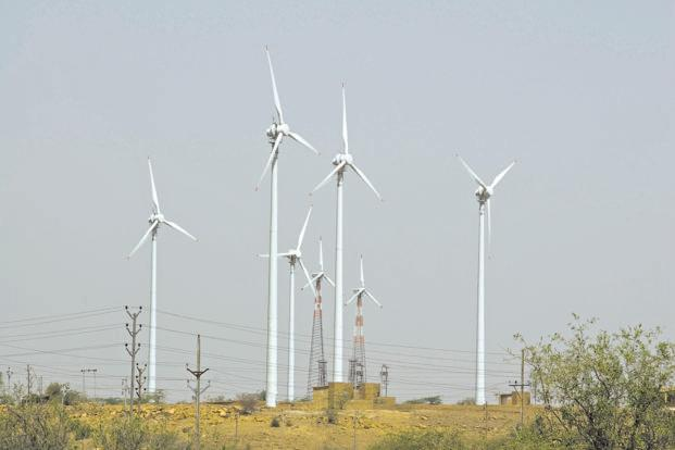 PTC India may sell majority stake and transfer full ownership on its wind power business. Photo: Mint