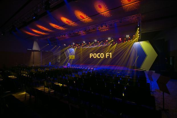 Poco F1 focuses on speed, performance and affordable pricing