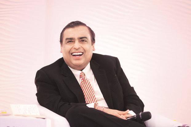 Reliance industries chairman Mukesh Ambani. Photo: HT