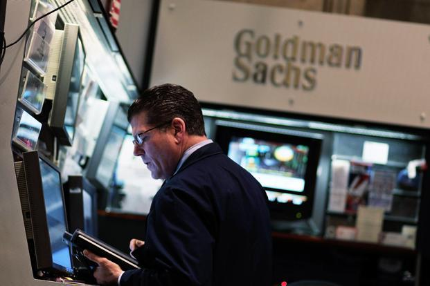 Goldman Sachs had about $150 billion globally in alternative investments spread across public and private markets as of 30 June. Photo: Getty Images