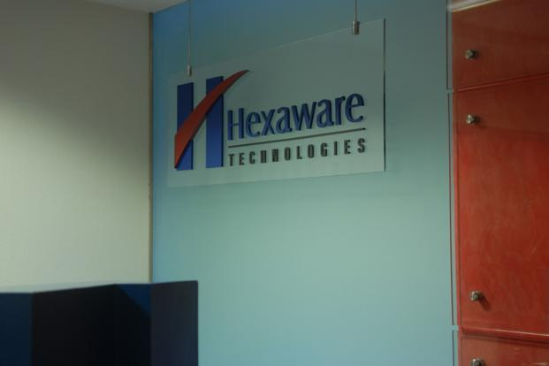 Hexaware Tech shares opened at Rs 453 and touched a low of Rs 415.20, down as much as 16.57%, its biggest fall since 24 August 2015. Photo: Mint