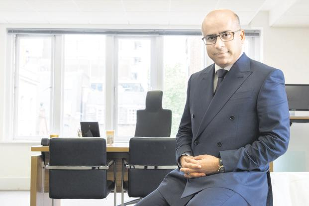 Sanjeev Gupta says that if Liberty House wins the ABG Shipyard bid, he would re-purpose the facility to  recycle metal scrap. Photo: Shendrew Balendran/Mint