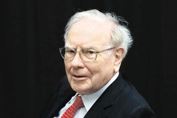 The Paytm stake purchase will mark Berkshire Hathaway boss Warren Buffett's first investment in an Indian company. Photo: Reuters
