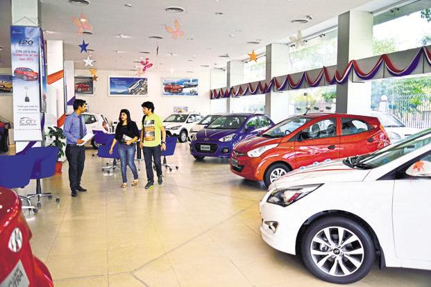 Kerala floods is seen affecting car sales in India this festive season. Photo: Pradeep Gaur/Mint
