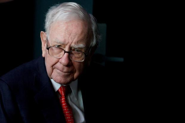 Warren Buffett says Berkshire Hathaway buying own stock, more Apple