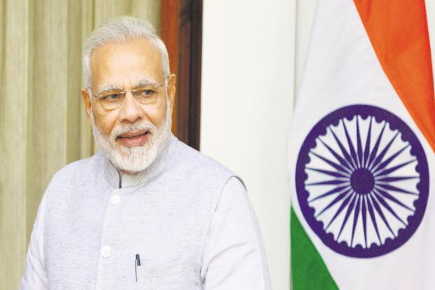 BJP leader and Prime Minister Narendra Modi has already dismissed the Congress' proposed grand alliance for 2019 Lok Sabha elections as a failed idea. Photo: Ramesh Pathania/Mint