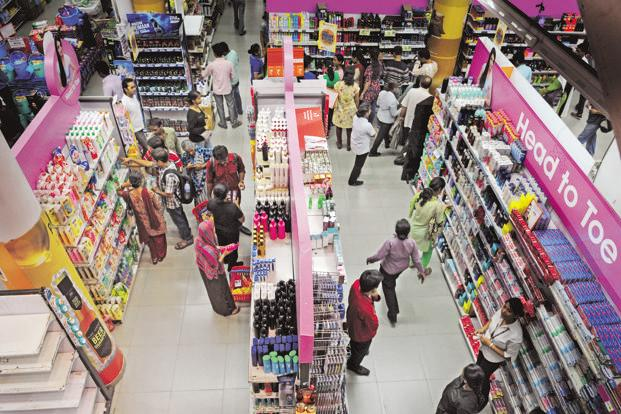 Modern retail is seeing retailers launch new stores and consolidate their footprints. Photo: Indranil Bhoumik/Mint