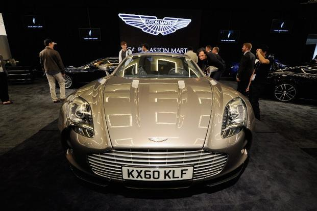 Aston Martin Makes Long Awaited Move For Ipo In London Livemint