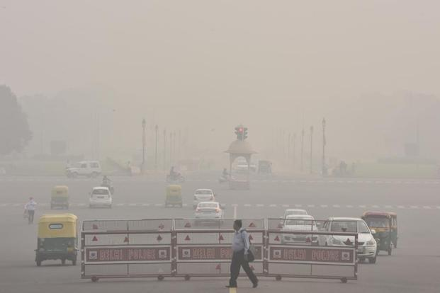 Total sunlight reaching the ground in Delhi in a year is reduced by more than a ninth because of air pollution, found the study.