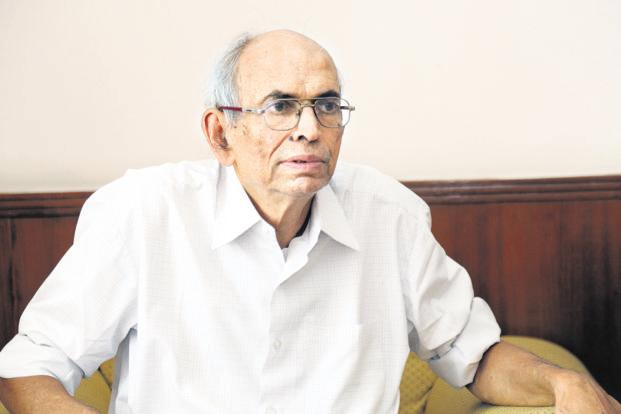 Madhav Gadgil's 2011 report on Western Ghats had warned of disasters like the Kerala floods. Photo: Prakash Elamakkara