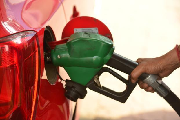 Since 16 August, petrol prices have risen by over ₹ 2 per litre. Diesel prices have risen by ₹ 2.42 a litre during this period. Photo: Ramesh Pathania/Mint