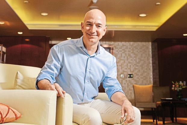 Amazon Hits $1 Trillion Valuation