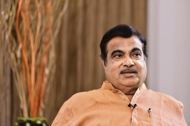 Union minister for road transport, highways and shipping, Nitin Gadkari.