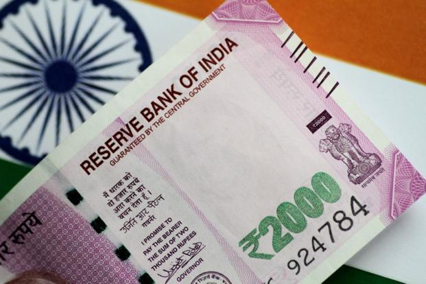 Rupee touched an all-time low of 71.79 today. Photo: Reuters