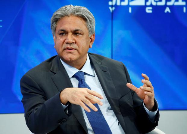 Arif Naqvi, Founder of Abraaj Group. Photo: Reuters