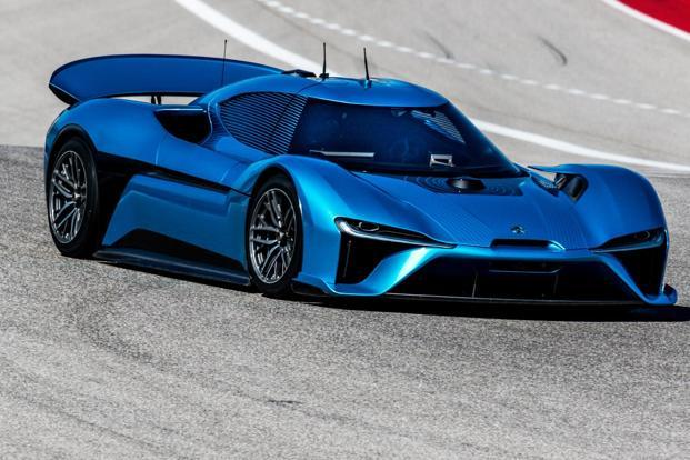 Shanghai-based NIO wants to grab the pole position in the race to be China's homegrown answer to Tesla. Photo: NIO