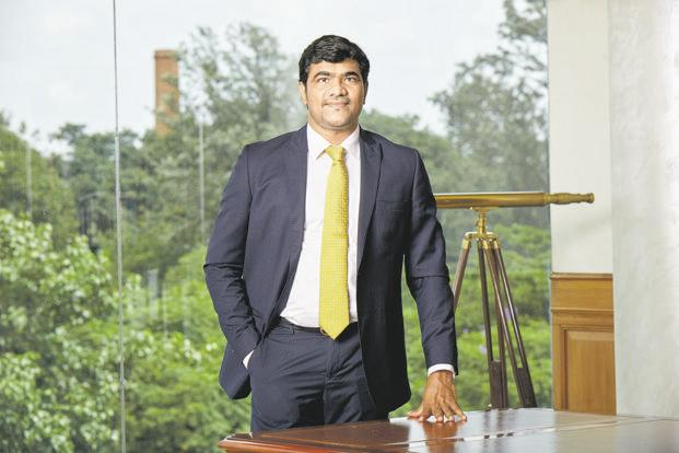 Venkat K. Narayana, chief executive of Prestige Estates.