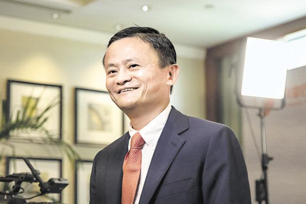 Jack Ma has a net worth of more than $40 billion according to the Bloomberg Billionaires Index.