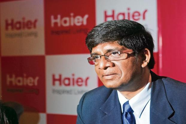 haier plans 3 069 crore investment to set up second. Black Bedroom Furniture Sets. Home Design Ideas