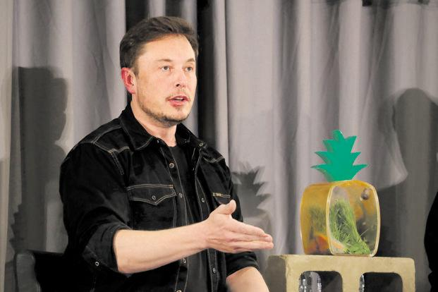 Elon Musk smokes weed in California-based podcast appearance